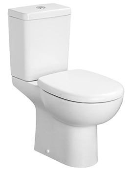 Profile 21 Close Coupled WC Pan - S309201