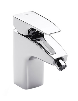 Roca Thesis Bidet Mixer Tap With Pop-Up Waste - 5A6050C00