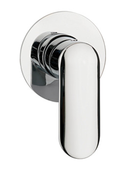 Voyager Wall Mounted Manual Shower Valve - VO0004RC