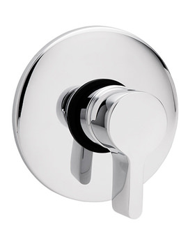 Cabana Concealed Manual Shower Valve Chrome - 22590
