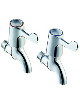 Sola Lever Action Bib Taps - SF2301CP