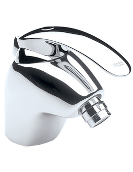 Amura-N Bidet mixer tap with pop-up waste - 527514570