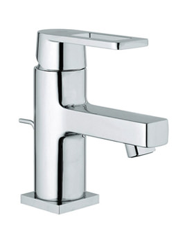 Related Grohe Quadra Chrome Basin Mixer Tap With Pop Up Waste - 32 631 00L