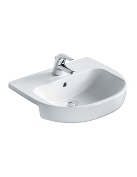 Ideal Standard Playa 55cm 1 Tap Hole Basin - J467001