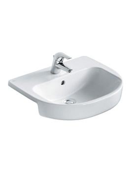 Ideal Standard Playa 55cm 1 Tap Hole Basin - J467001