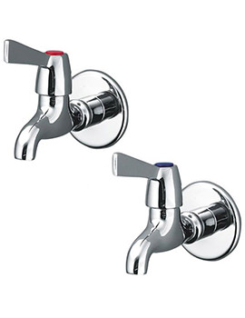 Quadrant Pair Of Bib Taps - S7190AA