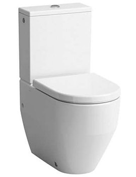 Pro Fully Back To Wall WC Pan 650mm - 8.2595.2.000.000.1