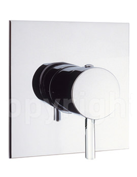 Kai Lever Recessed Manual Shower Valve - KL0004RC