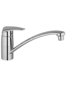 Eurodisc Half Inch Sink Mixer Tap Low Pressure - 33770001