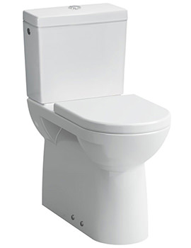 Twyford Option Close Coupled Wc Pan With Lever Cistern