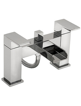 Geysir Bath Shower Mixer Tap With Kit - 1806