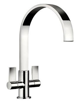 Rangemaster Aspire Monobloc Kitchen Sink Mixer Tap Chrome