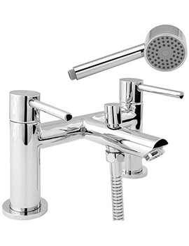 Insignia Deck Mounted Bath Shower Mixer Tap - INS106