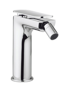 Kelly Hoppen Zero 2 Monobloc Bidet Mixer Tap With Waste