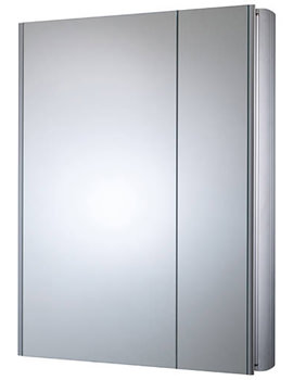 Refine Slimline Double Door Cabinet - AS615ALSLP