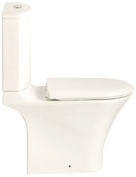 Heritage Kharine Easy Plumb Close Coupled WC And Cistern
