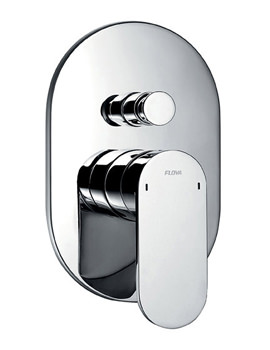 Flova Smart Concealed Manual Shower Valve With 2 Way Diverter