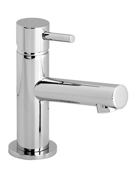 Zoo Mini Mono Basin Mixer Tap - ZOO-100M-SB
