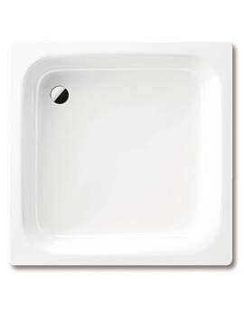 Kaldewei Advantage Sanidusch 800 x 1200 x 140mm Steel Shower Tray