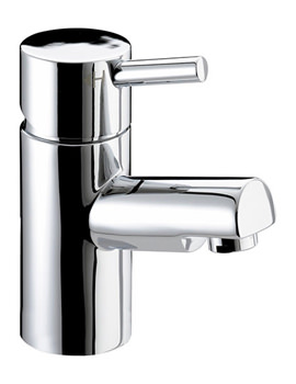 Prism Chrome Basin Mixer Tap Without Waste - PM BASNW C