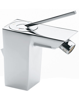 Touch Bidet Mixer Tap With Pop-Up Waste - 5A6047C00