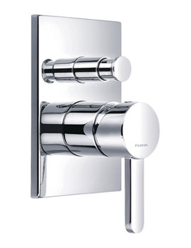 Essence Concealed Manual Shower Valve With 2 Way Diverter