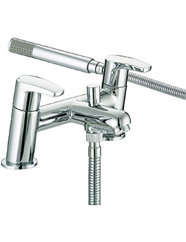 Orta Bath Shower Mixer Tap - OR BSM C