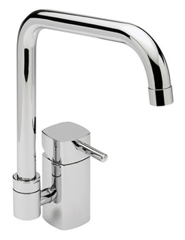 Kubic Kitchen Mono Sink Mixer Tap - 67110