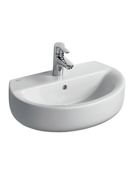 Concept Space Sphere 550mm Short Projection Basin