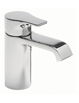 Blaze Basin Mixer Tap With Click Waste - TBL11