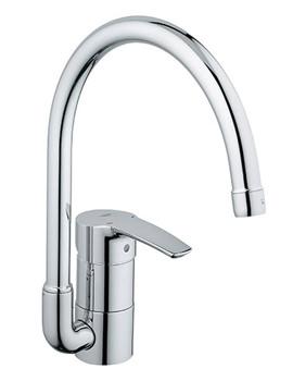 Eurostyle Deck Mounted Monobloc Sink Mixer Tap - 33975001