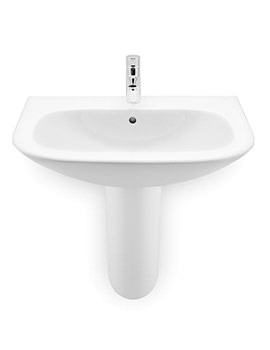Nexo Wall Hung Basin 600mm Wide - 327641000