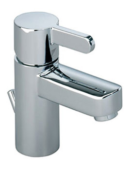 Roper Rhodes Insight Mini Basin Mixer Tap With Click Waste - T996002