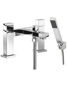 Blox Bath Shower Mixer Tap - BLX007