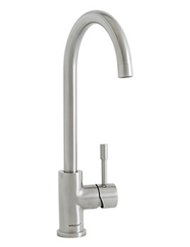 Vanguard Single Lever Stainless Steel Kitchen Sink Mixer Tap