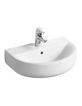 Related Ideal Standard Concept Space Arc 550mm Short Projection Basin