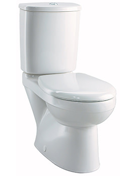 Twyford Galerie Flushwise Close Coupled WC 690mm - GECO42WH