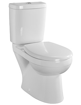Twyford Galerie Plan Flushwise Close Coupled WC  680mm - GLEC42WH