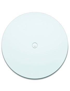 Kaldewei Avantgarde Piatto 1500mm Diameter Steel Shower Tray White