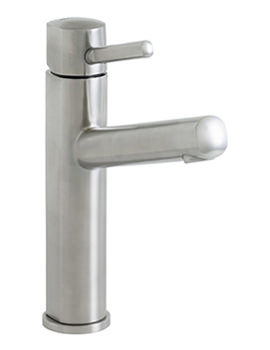 Viceroy Single Lever Stainless Steel Kitchen Sink Mixer Tap