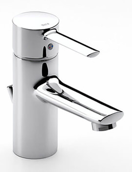 Targa Basin Mixer Tap With Pop-Up Waste - 5A3060C00