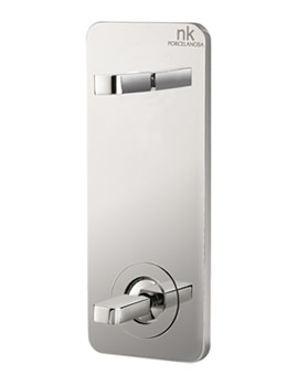 Noken Lounge Concealed Bath Or Shower Mixer Valve With Diverter