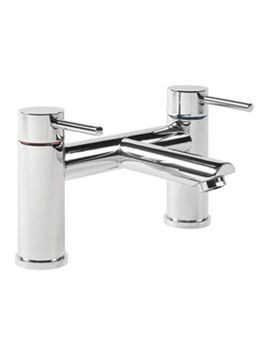 Lift Deck Mounted Bath Filler Tap - TLF32