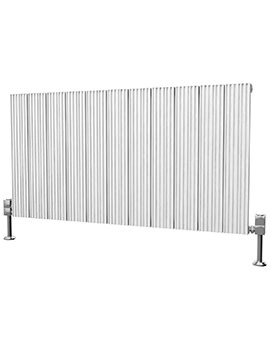 Related Reina Enzo Horizontal Radiator 470mm x 600mm White Finish - A-EZH047W