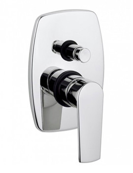 Solo Manual Shower Valve With Diverter