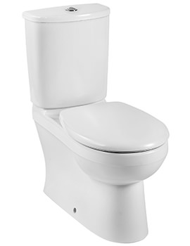 Galerie Close Coupled Back-To-Wall WC And Cistern 680mm