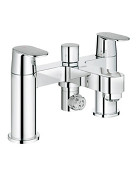 Related Grohe Eurosmart Cosmopolitan Deck Mounted Bath Shower Mixer Tap