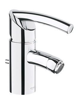 Tenso Bidet Mixer Tap With Pop-Up Waste - 33348000