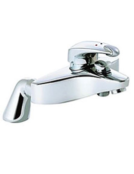 Excel Deck Mounted Bath Shower Mixer Tap - 1.1559.007