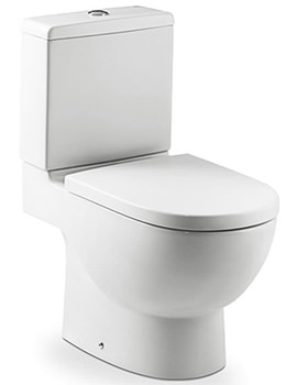 Roca Meridian-N Close Coupled WC Pan With Cistern - 342247000